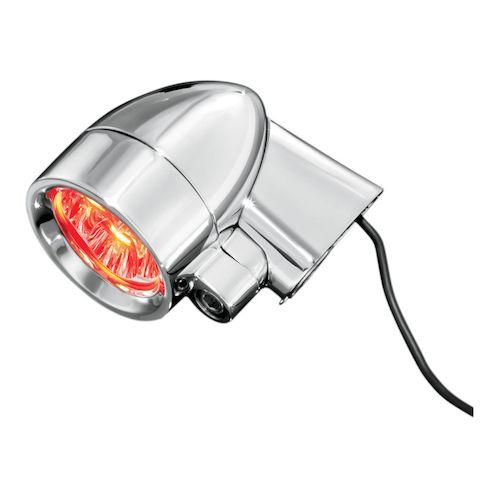 kuryakyn super bright led strut mount bullet lights for. Black Bedroom Furniture Sets. Home Design Ideas