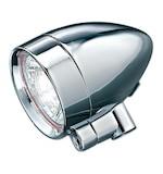 Kuryakyn Universal Halogen Silver Bullet Light Kits