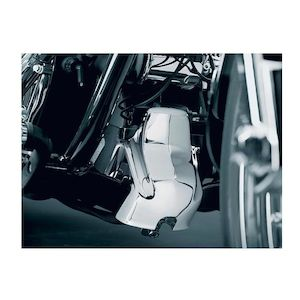 Kuryakyn Front Motor Mount Cover For Harley Dyna 1991-2005