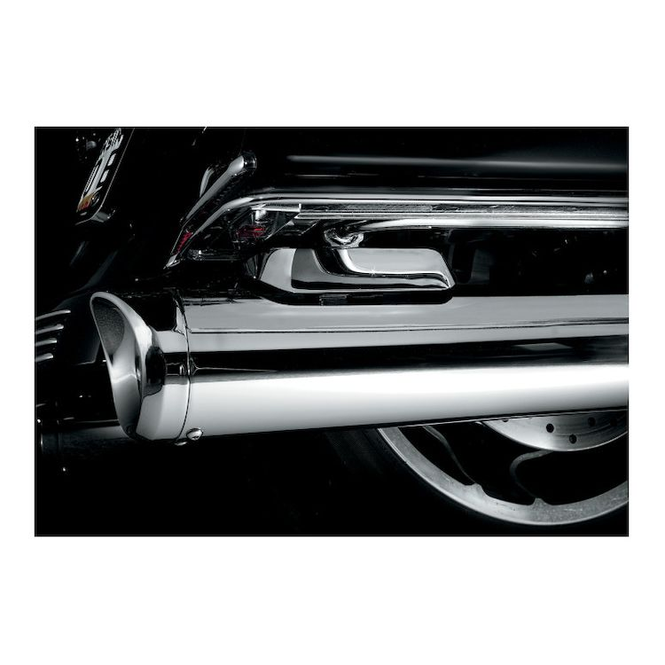 Kuryakyn Muffler Bracket Covers For Harley Touring 1995-2013