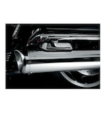 Kuryakyn Muffler Bracket Covers For Harley Touring 1995-2014