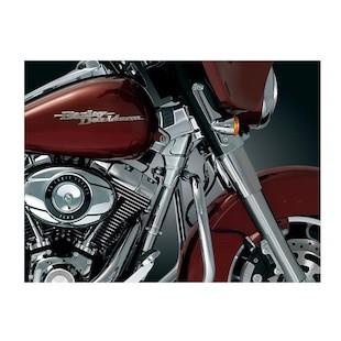 Kuryakyn Neck Cover Kit For Harley Touring 2008