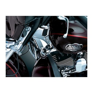 Kuryakyn Neck Cover Kit For Harley Touring 2009-2013