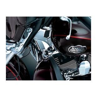 Kuryakyn Neck Cover Kit For Harley Touring