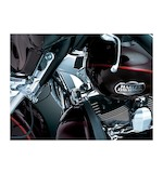 Kuryakyn Neck Cover Kit For Harley Touring