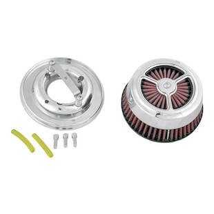 Alloy Art Moto Intake Kit For Harley Touring And Trike 2008-2014