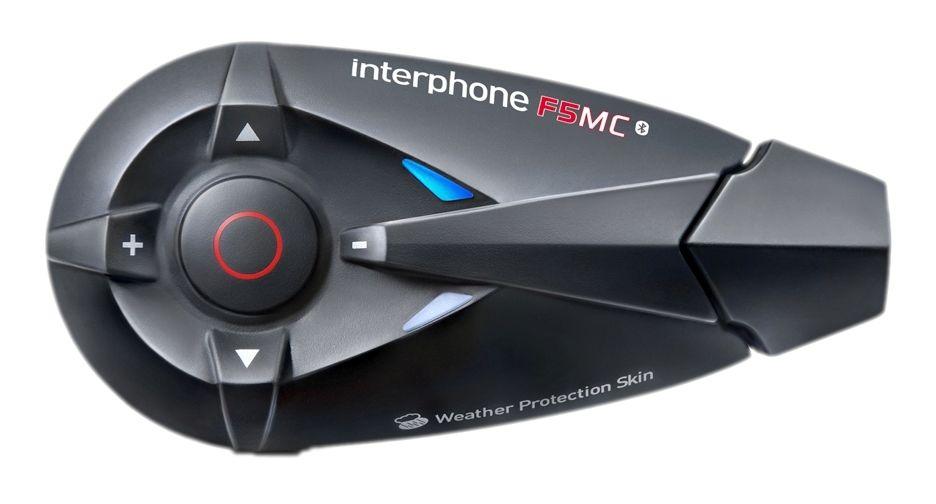 interphone f5mc stereo bluetooth intercom revzilla. Black Bedroom Furniture Sets. Home Design Ideas