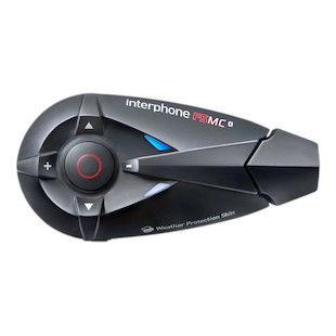 Interphone F5MC Stereo Bluetooth Intercom
