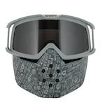 Shark Raw Mask/Goggles