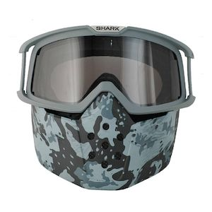 Shark Drak Mask/Goggles