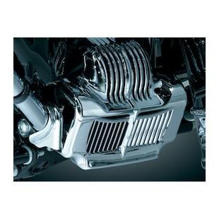 Kuryakyn Oil Cooler Cover For Harley Touring 2011-2014