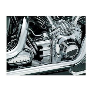 Kuryakyn Oil Line Nacelle Cover For Harley Softail 2007-2017