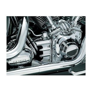 Kuryakyn Oil Line Nacelle Cover For Harley Softail 2007-2014