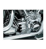 Kuryakyn Oil Line Nacelle Cover For Harley Softail 2007-2015