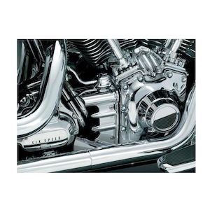 Kuryakyn Oil Line Nacelle Cover For Harley Softail