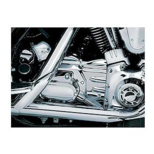 Kuryakyn Transmission Shroud Oil Line Cover For Harley Touring 2002-2006
