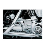 Kuryakyn Transmission Shroud Oil Line Cover For Harley Touring 2002-2006