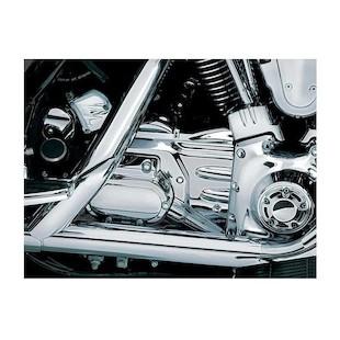 Kuryakyn Transmission Shroud Oil Line Cover For Harley