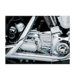 Kuryakyn Transmission Shroud Oil Line Cover For Harley