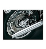 Kuryakyn Phantom Axle Covers For Harley Softail 2008-2015