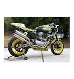 TechSpec C3 Tank Pads Harley Davidson XR1200/R 2008-2012