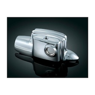Kuryakyn Rear Master Cylinder Cover For Harley Touring 2008-2013