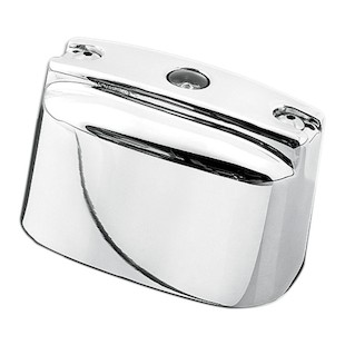 Kuryakyn Rear Master Cylinder Cover For Harley Touring / Softail 1999-2013