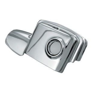 Kuryakyn Rear Master Cylinder Cover For Harley