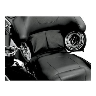 Kuryakyn Relocated Tour Pack Pad Filler Panel For Harley Touring
