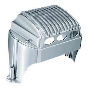 Kuryakyn Regulator Cover For Harley Touring 1997-2011