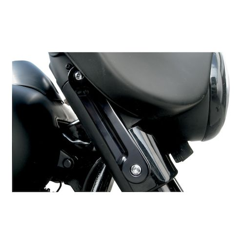 Alloy Art Led Front Turn Signals For Harley Street Glide
