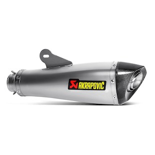 Akrapovic Slip-On Exhaust BMW R Nine T 2014-2016