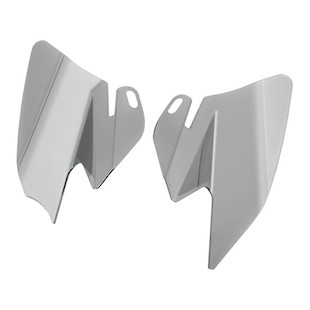 Kuryakyn Saddle Shield Heat Deflectors For Harley Touring 2008