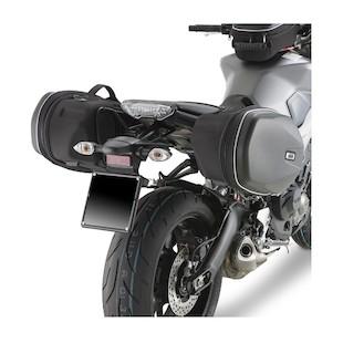 Givi TE2115 Easylock Saddlebag Supports Yamaha FZ-09 2014-2015