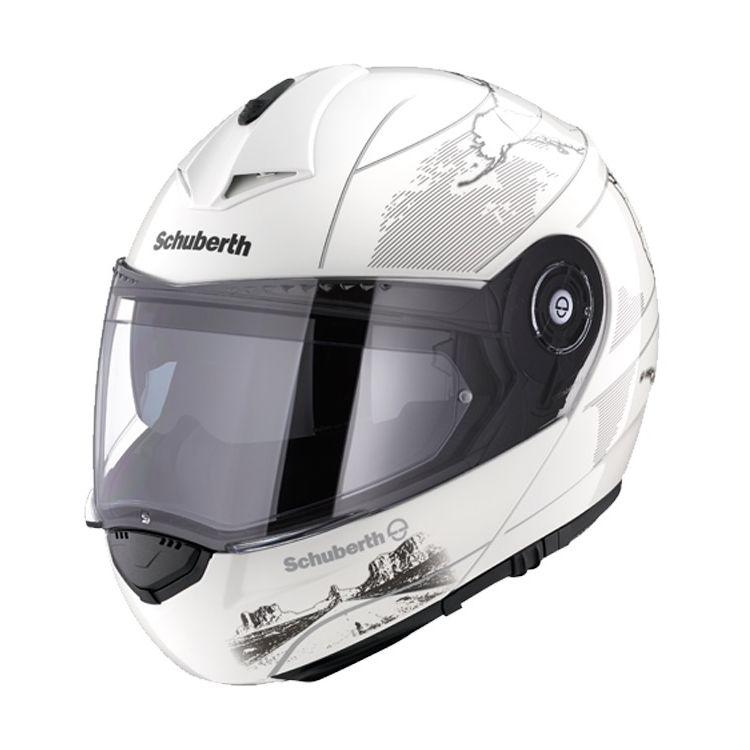 Schuberth S2 Review >> Schuberth C3 Pro North America Women's Helmet - RevZilla