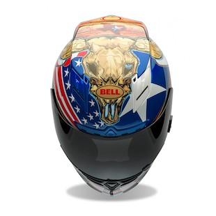Bell Star Carbon Airtrix COTA MotoGP Helmet