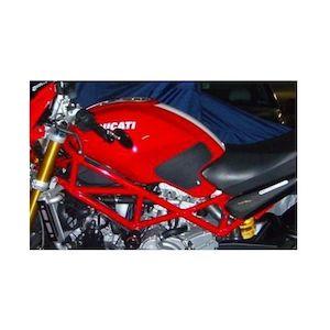 479195dd8dc TechSpec Snake Skin Tank Pads Ducati Monster 696   796   1100 - RevZilla