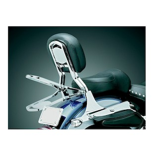 Kuryakyn Fold-Down Sissy Bar Luggage Rack For Harley 1984-2014