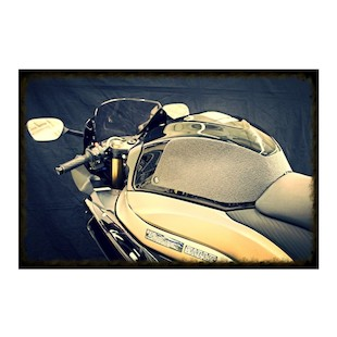 TechSpec High Fusion Tank Wrap Suzuki GSXR 1000 2009-2016