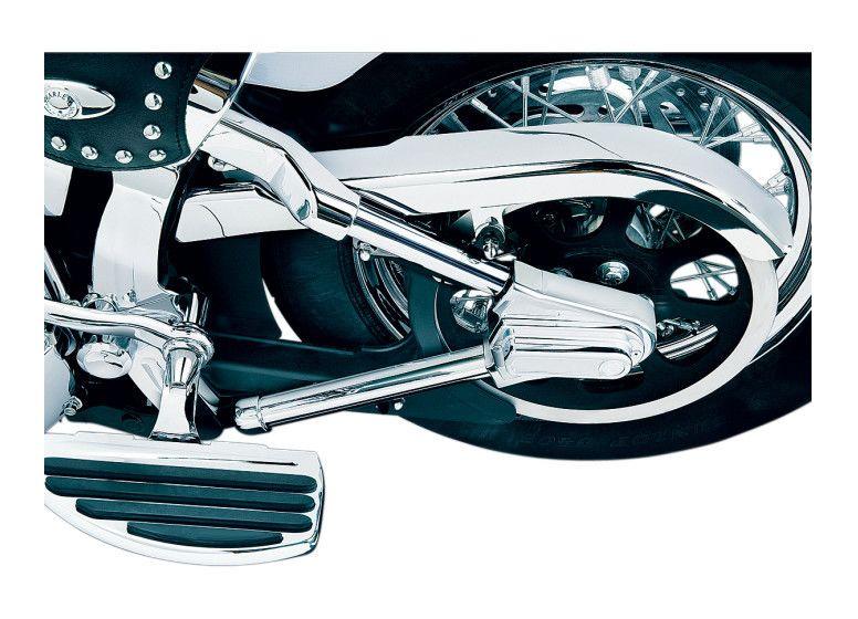 Kuryakyn Swingarm Cover Set For Harley Softail 2008 2017