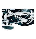 Kuryakyn Swingarm Cover Set For Harley Softail 2008-2014
