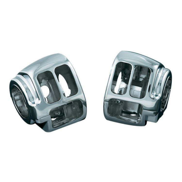 Kuryakyn Switch Housings For Harley 2011-2019