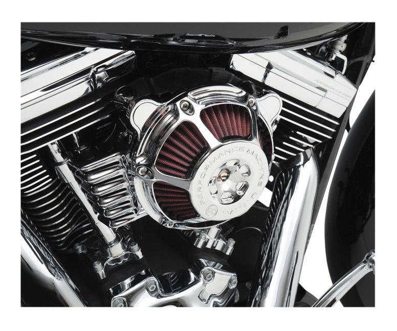 KURYAKYN CHROME THROTTLE SERVO MOTOR COVER 2008-2016 HARLEY TOURING MODELS 8657
