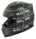 Icon Airframe Statistic Helmet