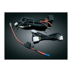 kuryakyn_trailer_wire_harness_and_relay_for_harley19962013_300x300 khrome werks plug & play trailer wiring harness kit for harley 2014 harley davidson trailer wiring harness at alyssarenee.co