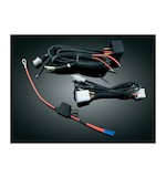 Kuryakyn Trailer Wire Harness And Relay For Harley 1996-2013