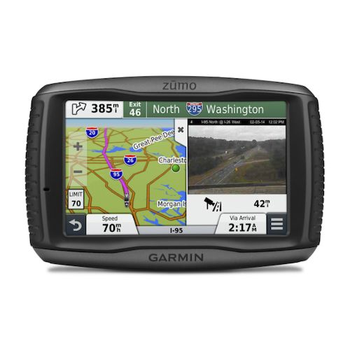 garmin zumo 590lm motorcycle gps revzilla. Black Bedroom Furniture Sets. Home Design Ideas