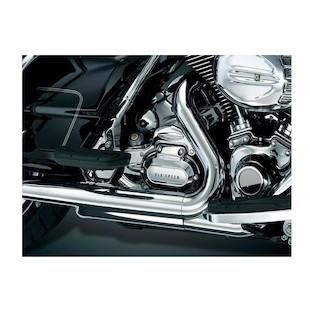 Kuryakyn Transmission Shroud For Harley Touring 2009-2013