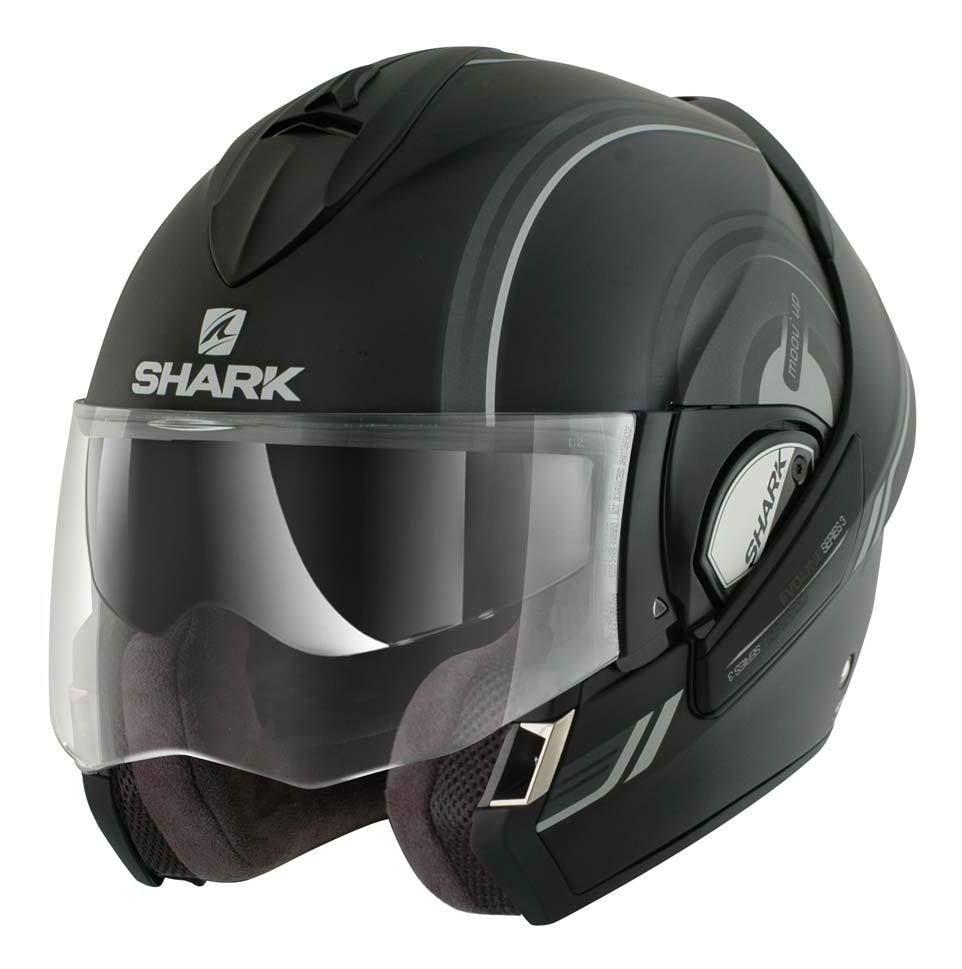 shark evoline 3 st moovup helmet size sm only 29 off revzilla. Black Bedroom Furniture Sets. Home Design Ideas