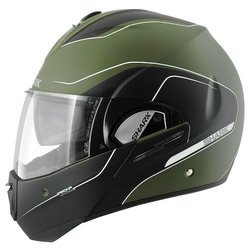 shark evoline 3 st arona helmet revzilla. Black Bedroom Furniture Sets. Home Design Ideas